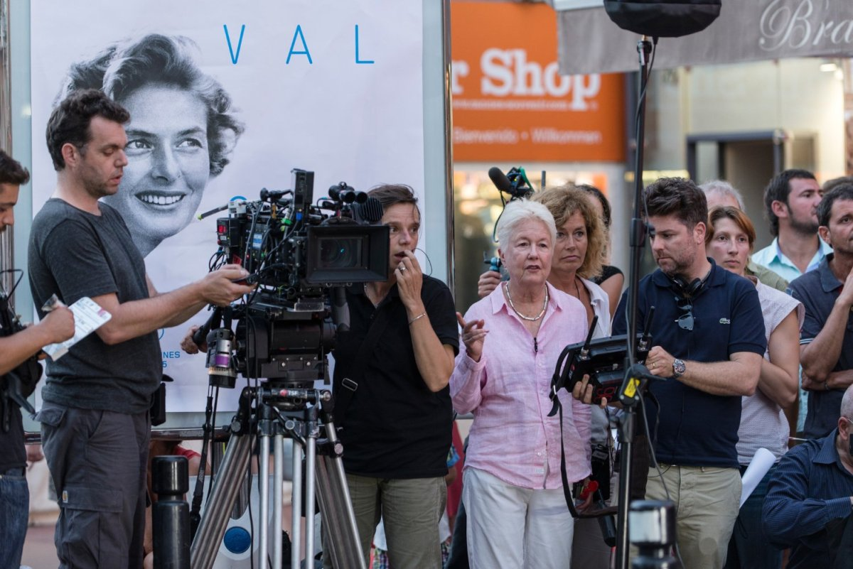 Interview with Eleanor Coppola, Director of 'Paris Can Wait'